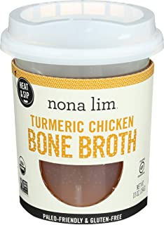 product image for Nona Lim Chicken Turmeric Bone Broth, 10 fl oz