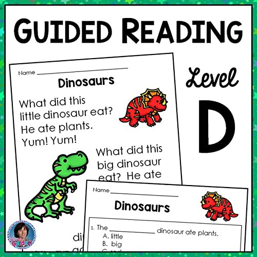 This Product Is Designed To Help Kids Who Are Reading At Guided Reading  Level D (DRA Level 4) Develop Strong Comprehension Skills. Working Through  This Resource, Students Become Skilled At Reading Simple Passages And  Answering Text-based