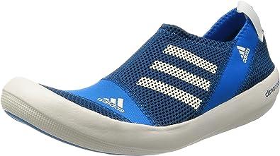 Adidas Mens Climacool Boat SL Boating Shoes Blue Blau (Tribe Blue ...