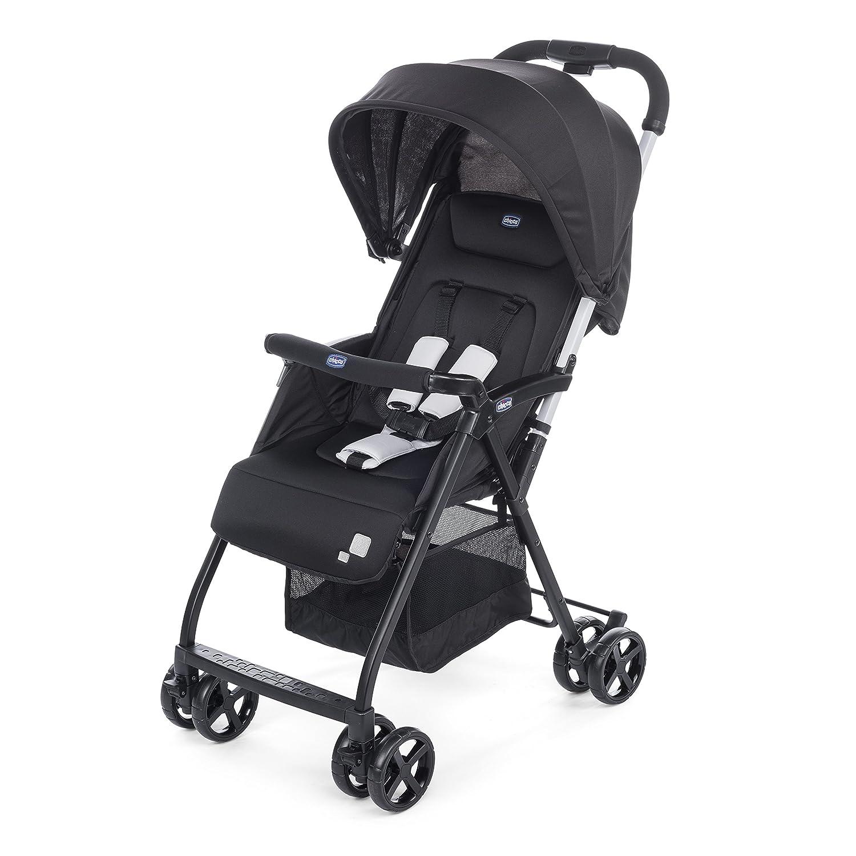 Chicco Oh La La Lightweight Stroller, Black ARTSANA UK LTD 7079249410930