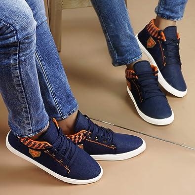 WORLD WEAR FOOTWEAR Men Blue Model,1084 Loafers, Sneakers