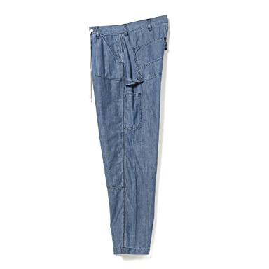 Gung Ho Painter Pants 11-24-1871-413: Denim