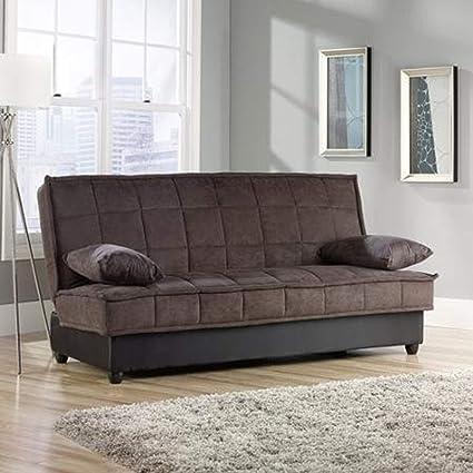 Amazon.com: Sleeper para dormir cómodo Convertible moderno ...