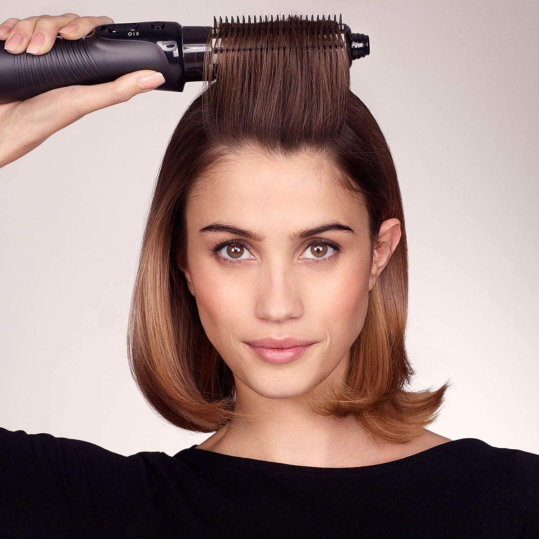 Braun - Satin Hair 7 AS720 - Cepillo de pelo moldeador con tecnología iónica, rizador de pelo que seca peina y da brillo, negro: Amazon.es: Salud y cuidado ...