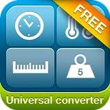Universal-Umrechner free: Rechnet alle Maßeinheiten um