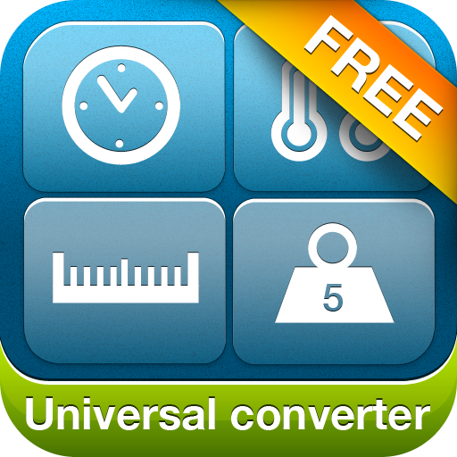 Universal converter free: Converts all units of measurement