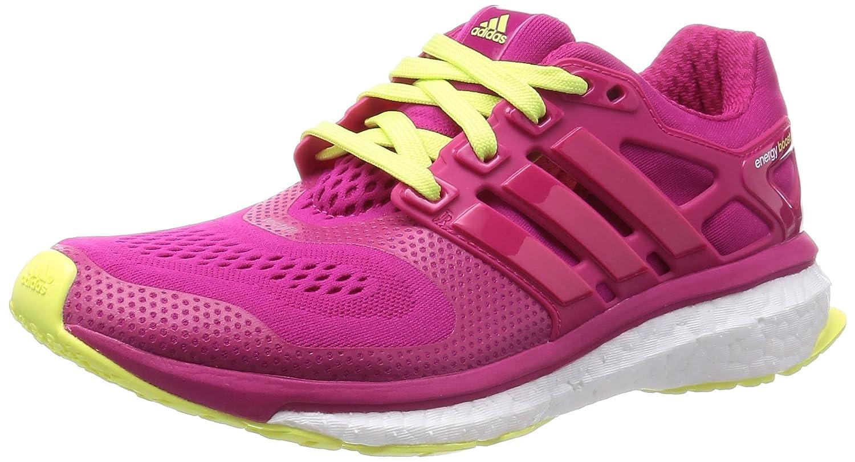 Adidas Energy Boost ESM W - Zapatillas para Hombre 40 EU|Rosa / Amarillo