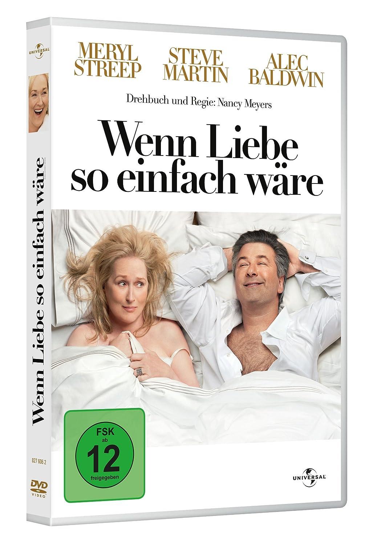 Wenn Liebe So Einfach Ware Amazon De Meryl Streep Steve Martin