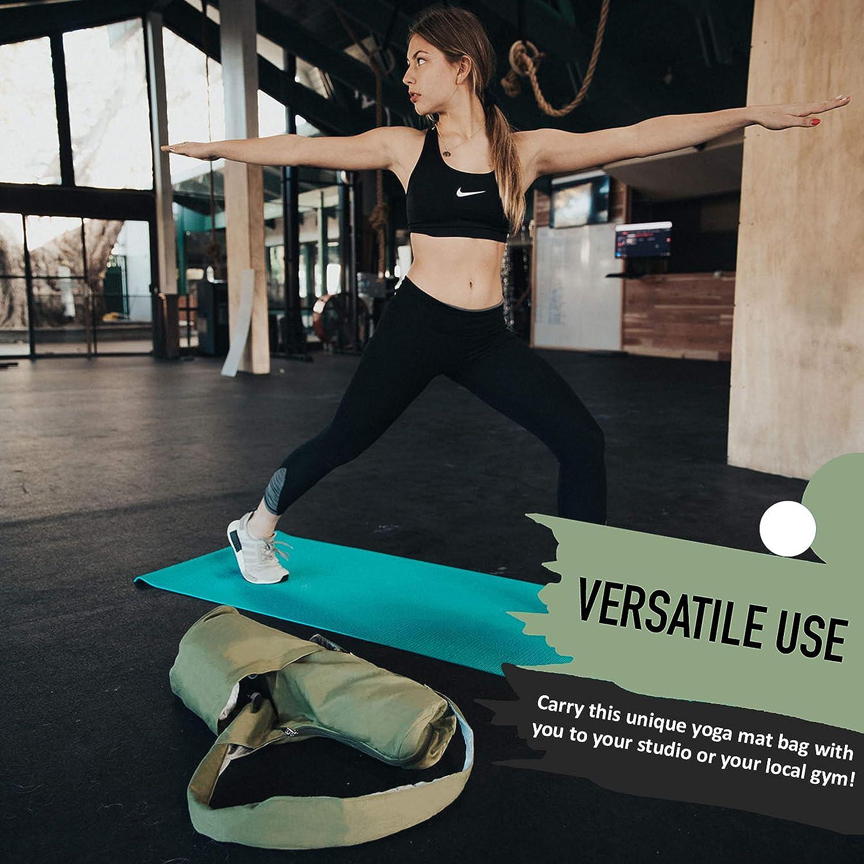 Amazon.com: Rimsports - Bolsa para esterilla de yoga (ligera ...