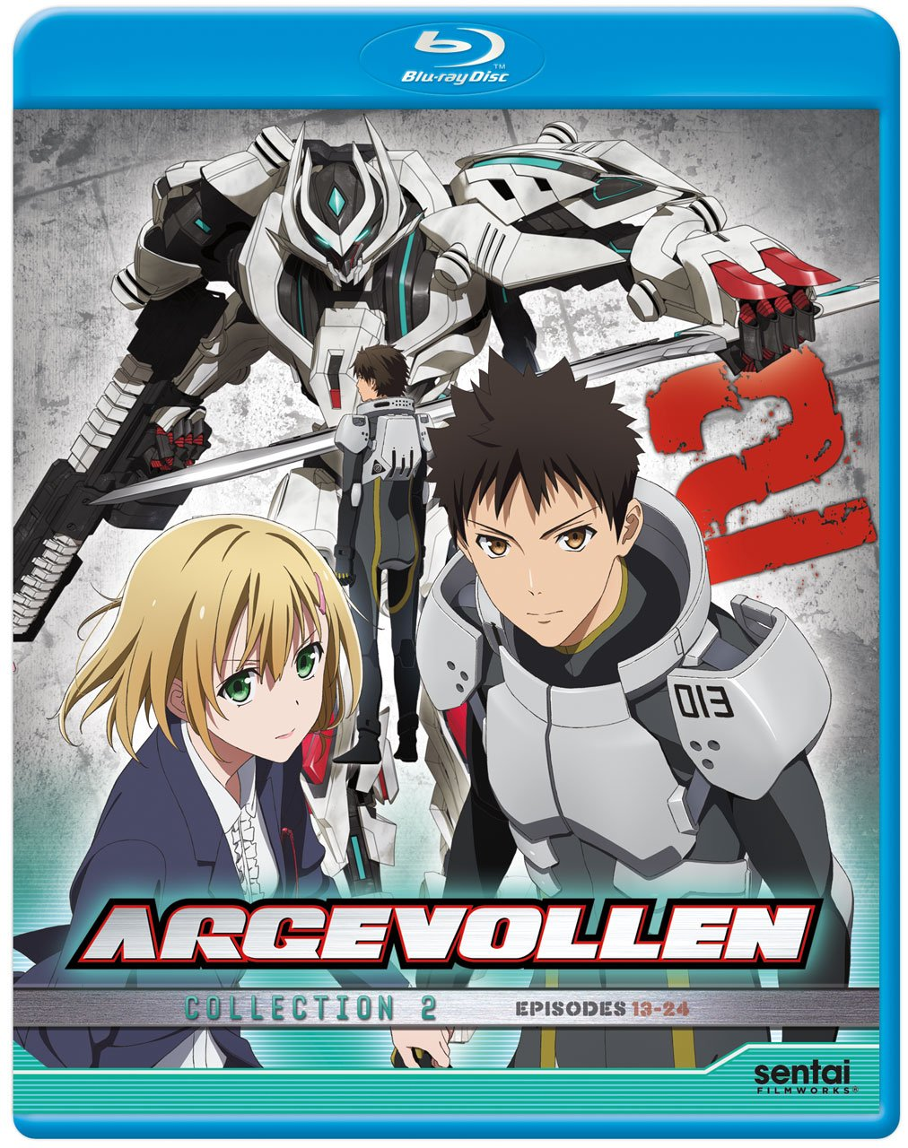 Argevollen Collection 2 Blu-ray (Sub Only)