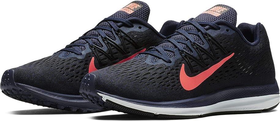 Amazon.com: Nike Air Zoom Winflo 5 - Tenis para mujer, 10 M ...