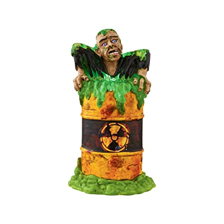 Department 56 Halloween Village Hazardous and Wasted Accessory Figurine, 3.5 inch
