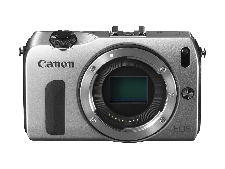 Canon EOS M - Cámara EVIL de 18 Mp (pantalla táctil de 3