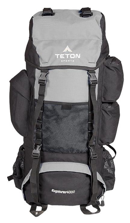 Teton Sports Explorer 4000#163, Mochila con Estructura Interior ...