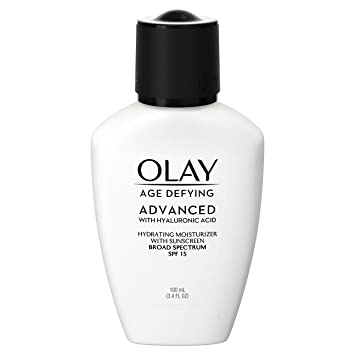 moisturizer with hyaluronic acid and spf