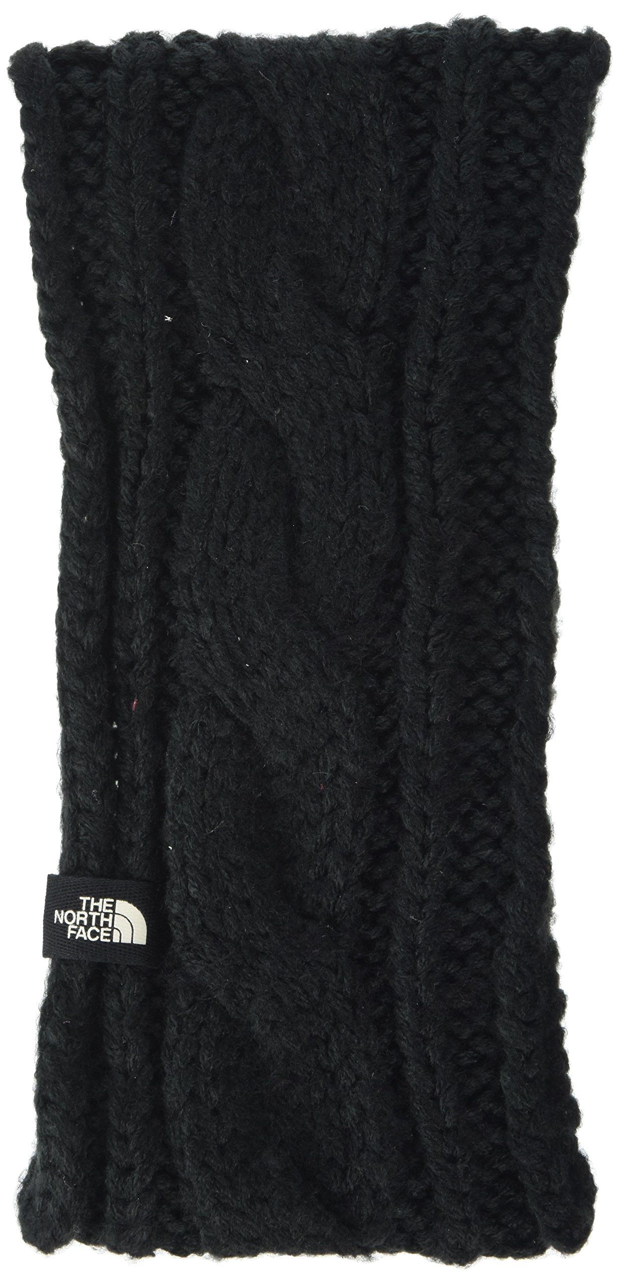 The North Face Women's Cable Eargear, TNF Black, One Size by The North Face