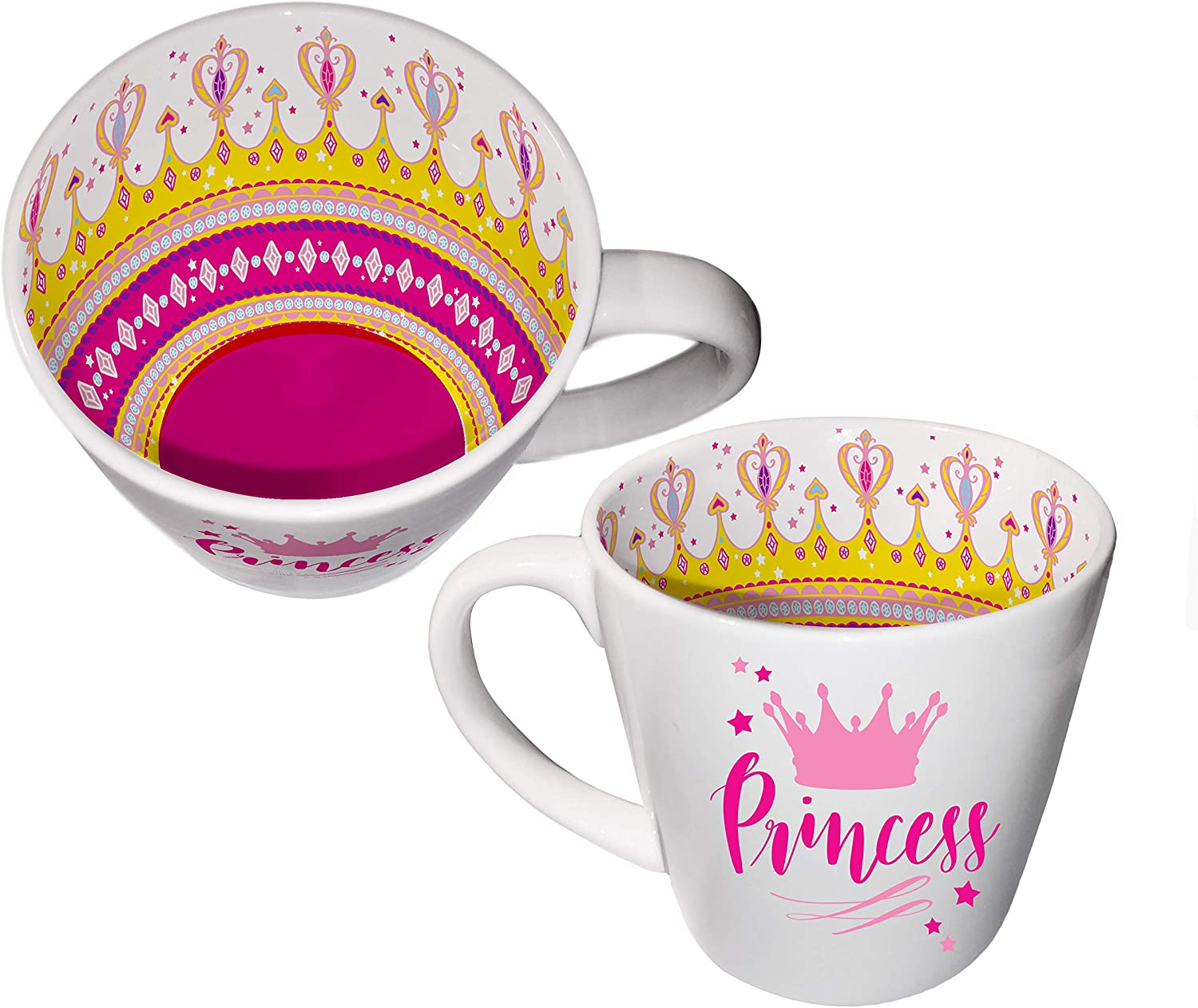 Auntie Two Up Two Down Inside Out Mug