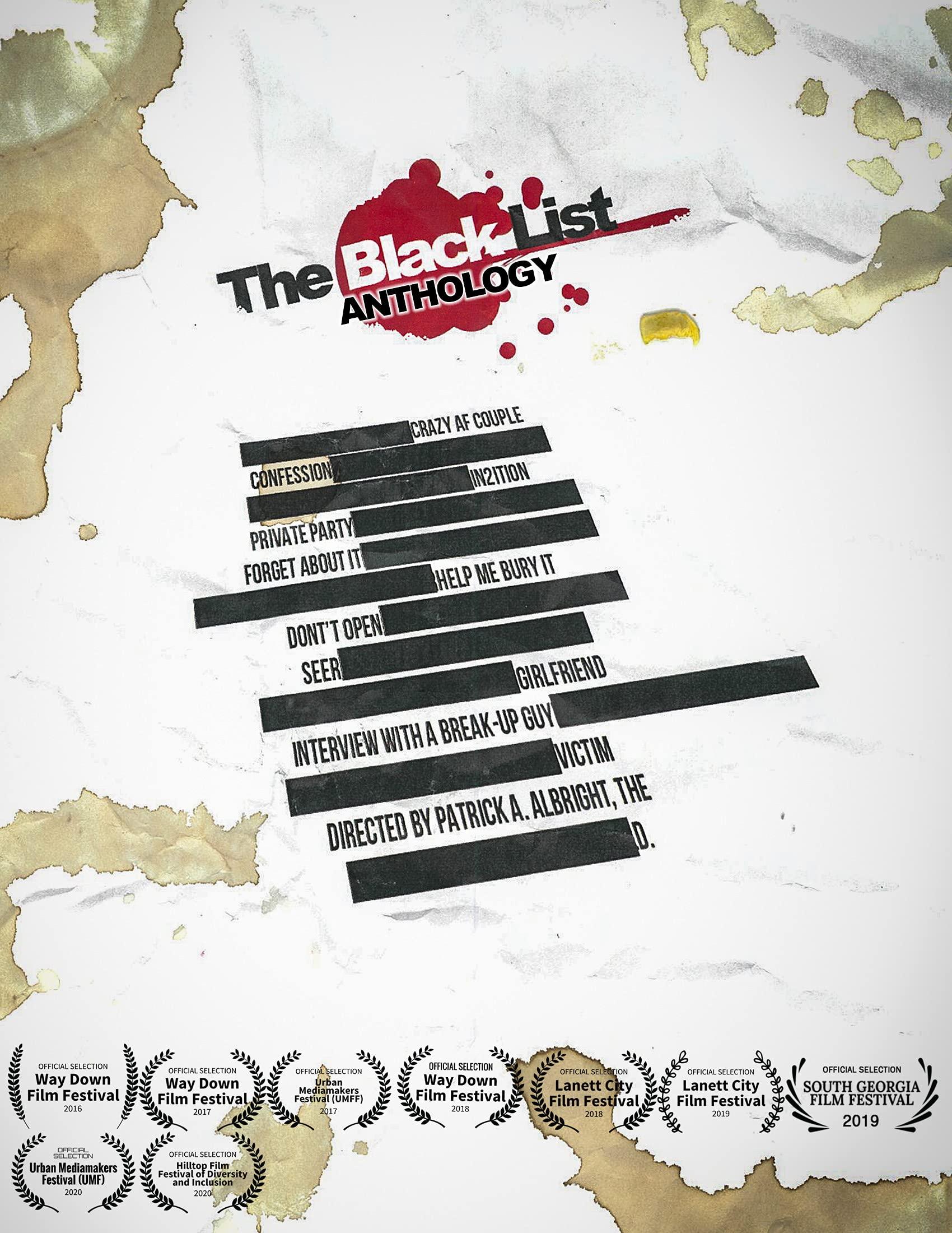 The Black List Anthology