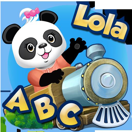 Resultado de imagen para el tren del alfabeto de lola app