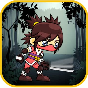 Amazon.com: Ninja Girl Jump: Appstore for Android