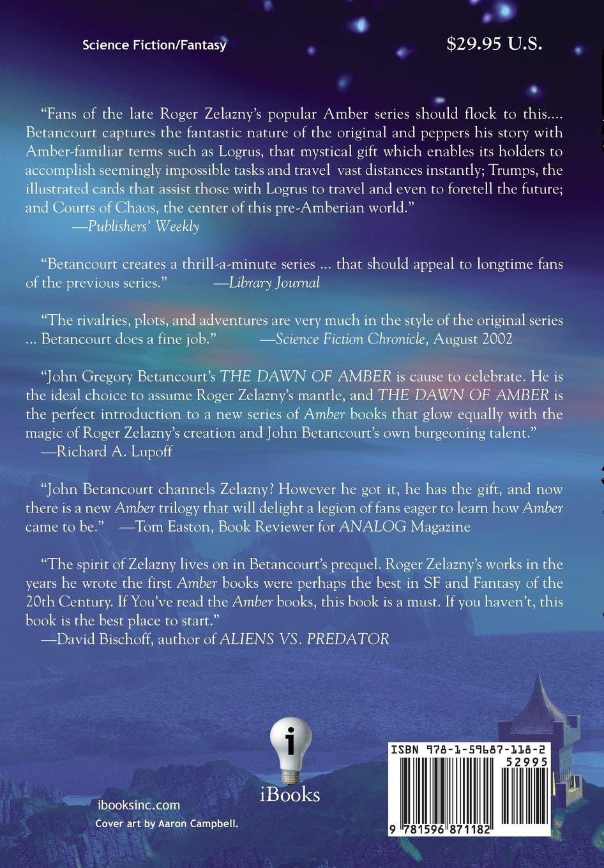 Shadows Of Amber (roger Zelazny's Dawn Of Amber): John Gregory Betancourt:  9781596871182: Amazon: Books