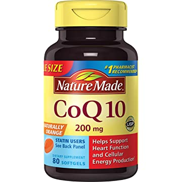top selling Nature Made CoQ10