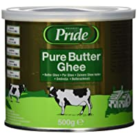 Pride Pure Butter Ghee, 1er Pack (1 x 500 grams)