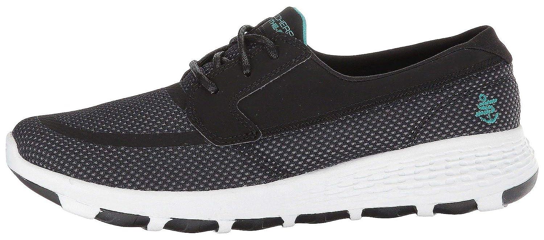 Noir Turquoise Skechers Femmes Chaussures Athlétiques 37.5 EU