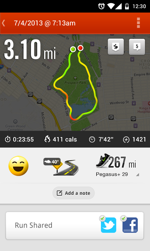 Amazon.com: Nike+ Running: Appstore for
