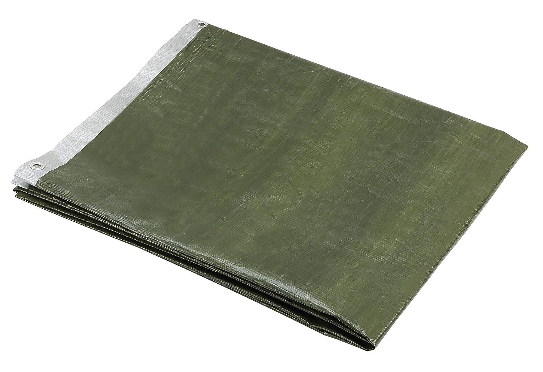Funda protectora GardenMate 5x6m 90g//m/² Lona impermeable de protecci/ón Universal azul//verde Malla geotextil