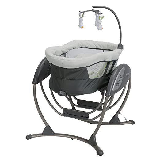 Graco DreamGlider Gliding Swing and Sleeper, Rascal