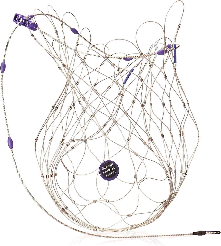 Pacsafe Pacsafe 55l Backpack & Bag Protector Funda para Mochila, 14 cm, 55 litros, Gris