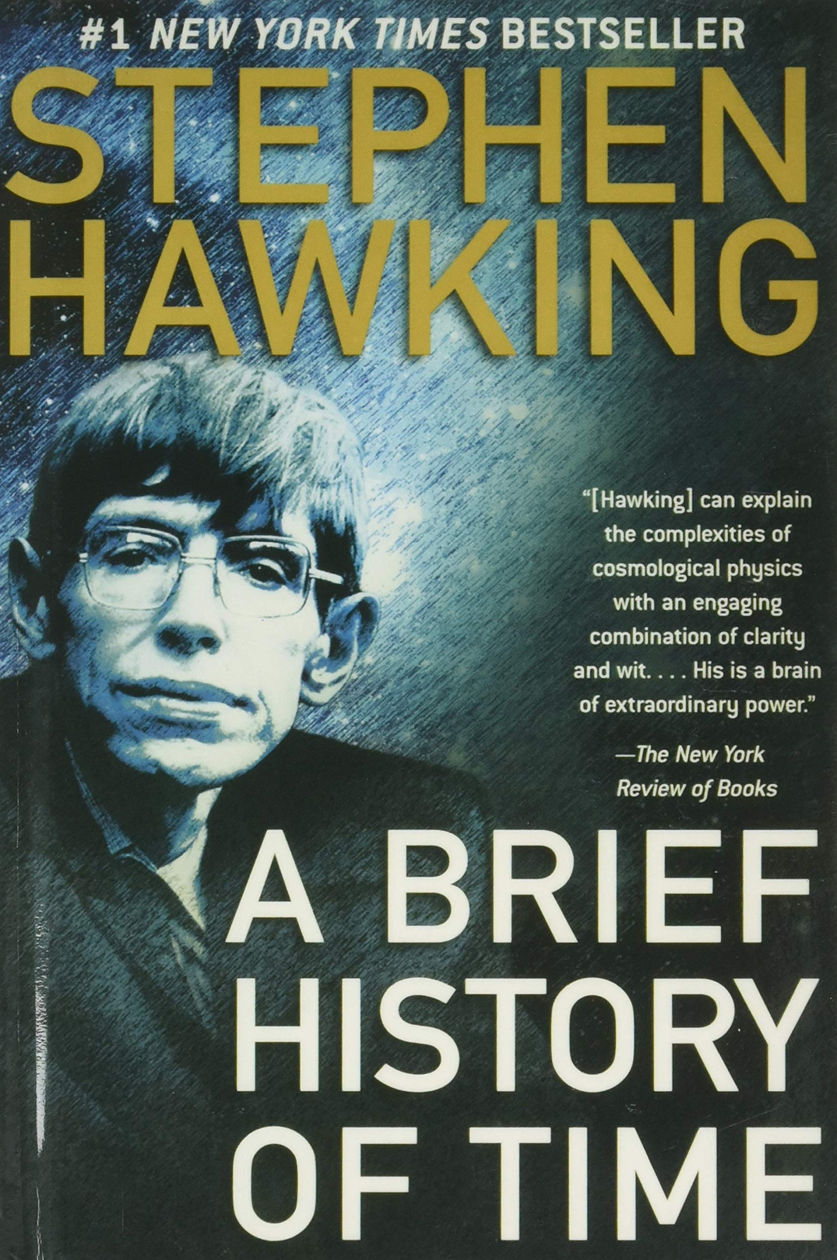 A Brief History of Time: Amazon.co.uk: Hawking, Stephen W.: 9781439503928: Books