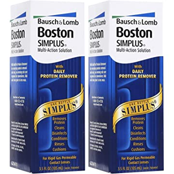powerful Boston Simplus Multi-action Solution