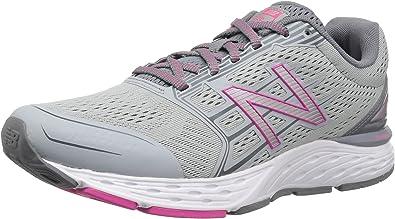 New Balance W680v5, Zapatillas de Running para Mujer: New Balance: Amazon.es: Zapatos y complementos