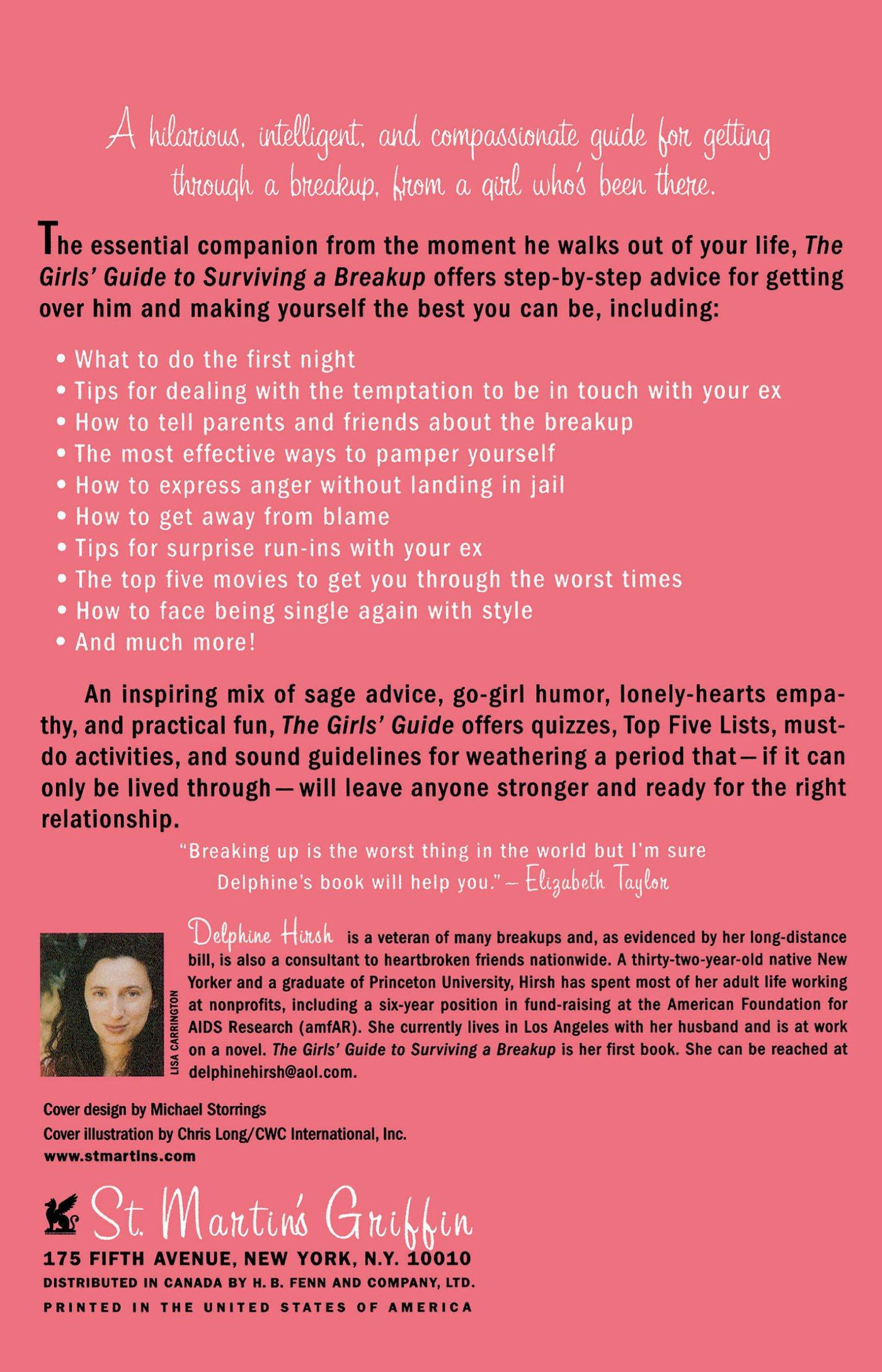 breakup advice for girls