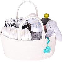 DOKEHOM Organizador de pañales para bebé, Organizador