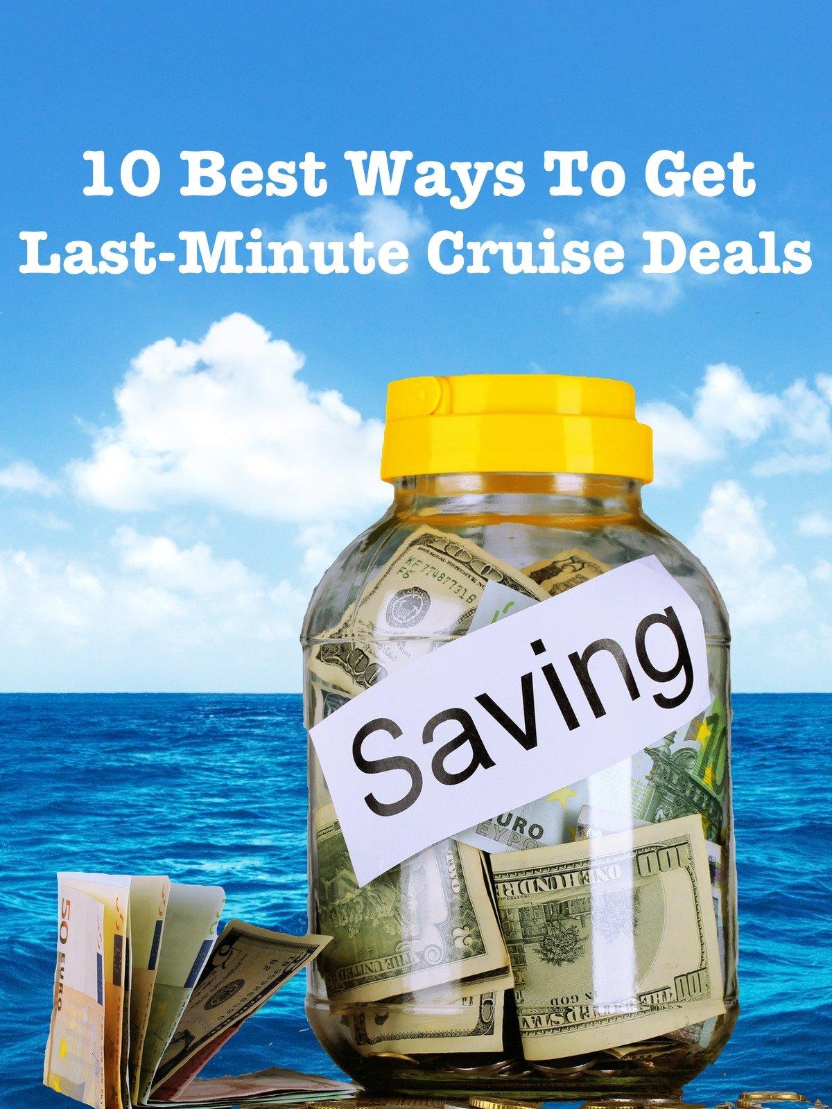 Amazon Com Watch 10 Best Ways To Get Last Minute Cruise Deals Prime Video