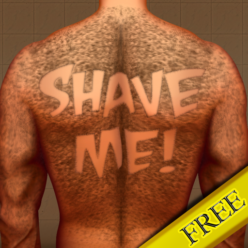 (Hairy Back Shaving : The Tattoo Man Bear Hair Razor Shave - Free)