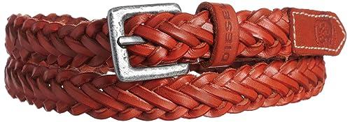 DIESEL – Cinturón – correa en cuero BERNA