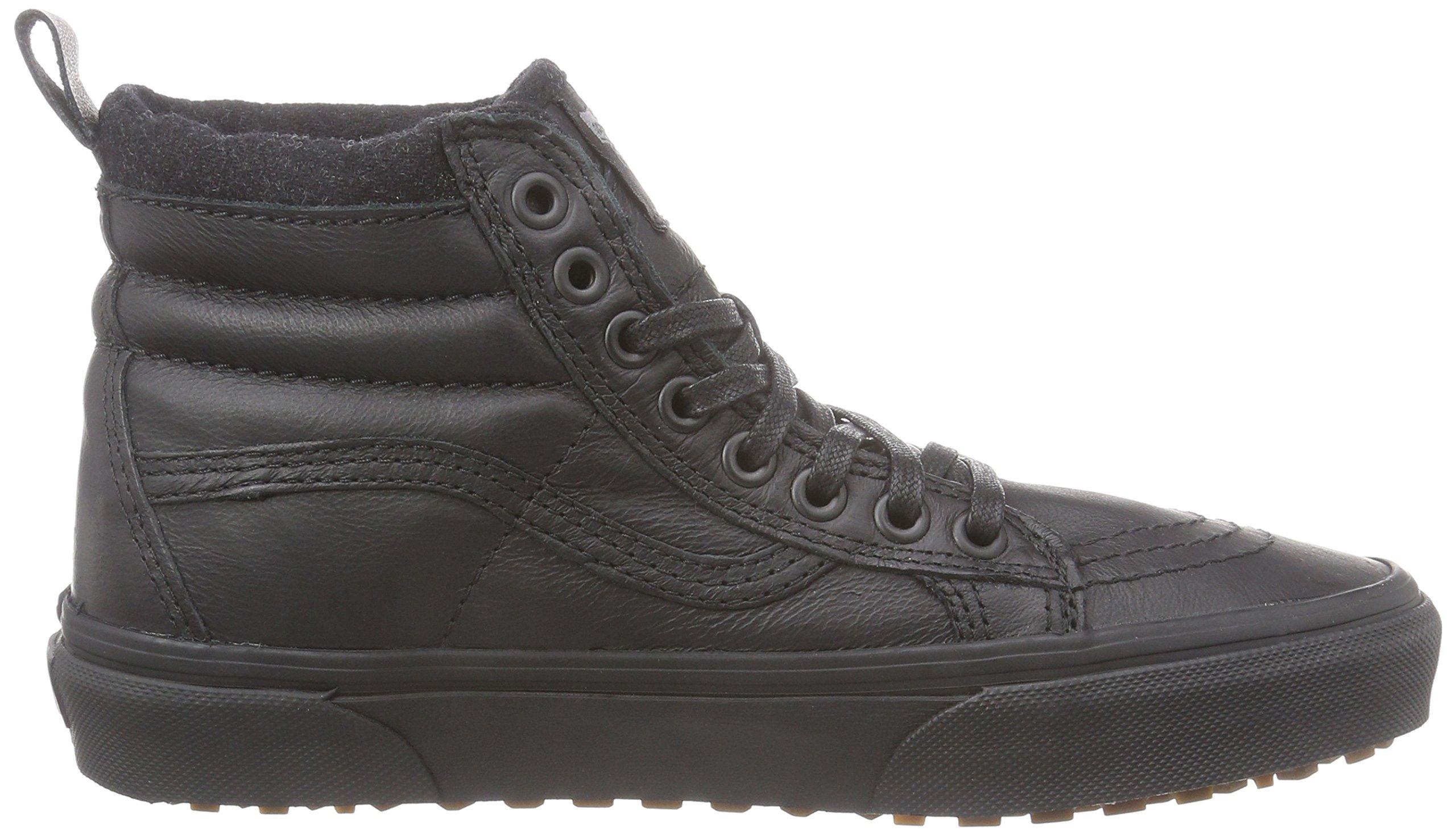 Vans Unisex SK8-Hi MTE (Mte) Black/Leather 11.5 Women / 10 Men M US by Vans (Image #6)