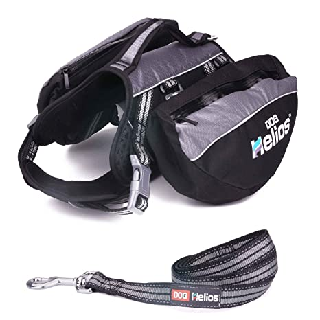 DogHelios Mochila convertible para perro 3 en 1, estilo ...