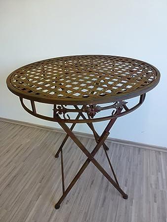 Ziegler Gartentisch Klapptisch Metalltisch Beistelltisch Tisch