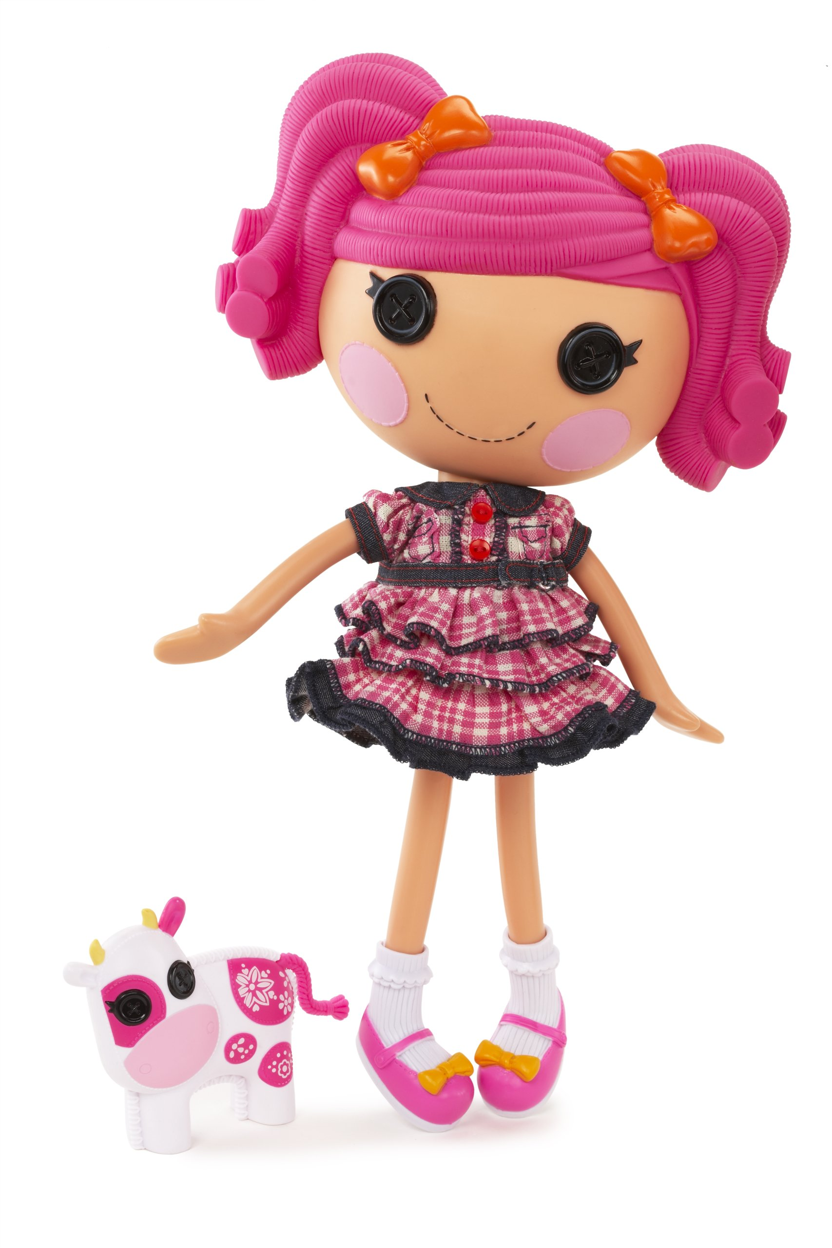 MGA Lalaloopsy Doll Berry Jars 'N' Jam