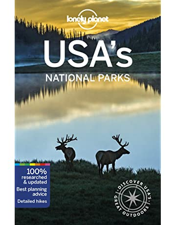 Lonely Planet USAs National Parks (Travel Guide)