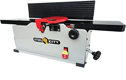 Steel City Tool Works 40610GH 6-Inch Granite Bench Jointer with