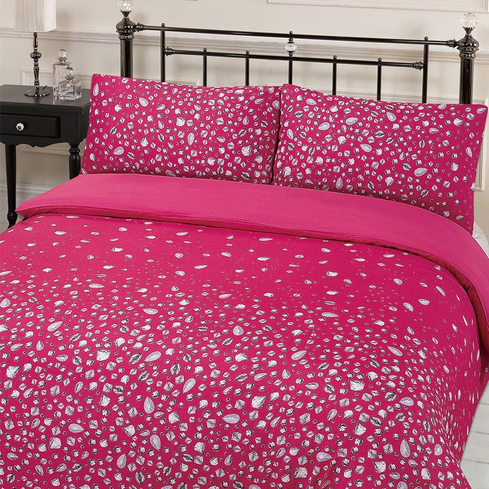 Pink And Black Duvet Covers Uk Sweetgalas