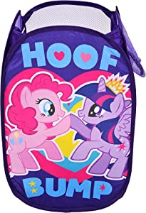 Hasbro My Little Pony Pop Up Hamper, Purple