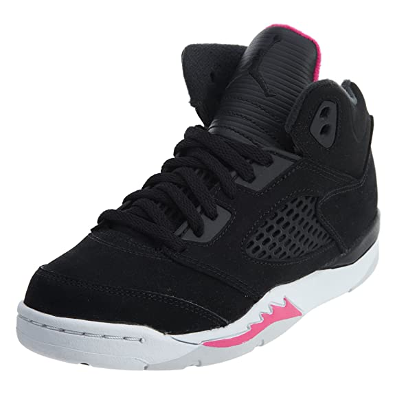 new product 3d051 dbf60 Amazon.com  NIKE Little Kids Jordan 5 Retro Girls Fashion Sneaker  Jordan   Shoes