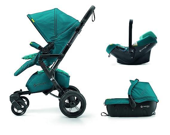 Concord Neo Travel Set - Silla de paseo con capazo grupo 0+ ...